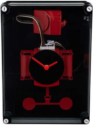 Diamantini Domeniconi Diamantini & Domeniconi - Elettrico Cucu Clock - Red/Black