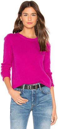 White + Warren Essential Crewneck Sweater