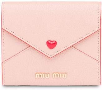 Miu Miu (ミュウミュウ) - Miu Miu Madras カードケース