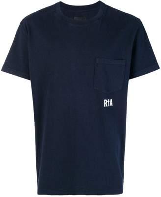 RtA script printed T-shirt
