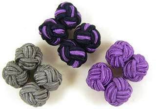 The Tie Bar 3-pack Silk Knots