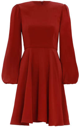 Zimmermann Blouson Sleeve Mini Dress