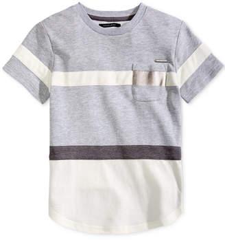 Sean John Big Boys French Terry Pocket Shirt