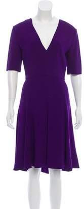 Stella McCartney Short Sleeve Midi Dress w/ Tags