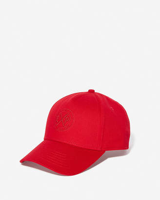 Express Embroidered Contrast Baseball Hat