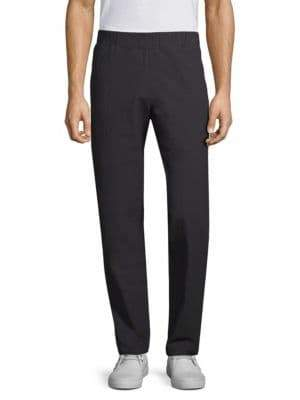 A.P.C. Straight-Fit Stretch Pants