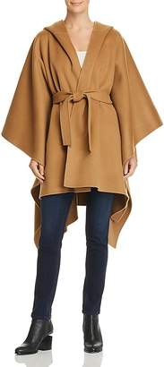 Theory Wool & Cashmere Poncho-Style Jacket
