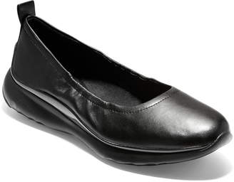 Cole Haan 3.ZeroGrand Ruched Flat