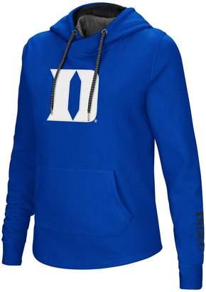 Women's Duke Blue Devils Crossover Hoodie