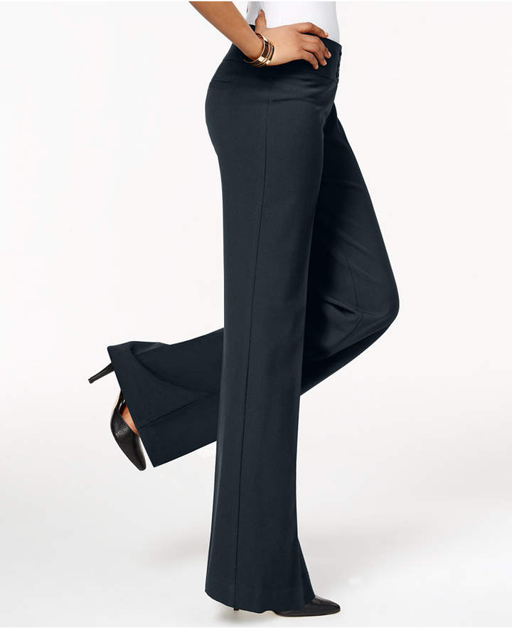 Style & Co Stretch Wide-Leg Pants, Only at Macy's 3