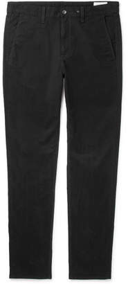 Rag & Bone Slim-Fit Cotton-Blend Twill Chinos