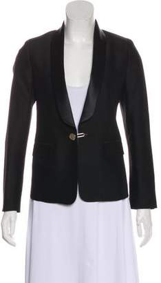 Maison Margiela Wool and Silk Blazer