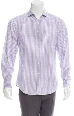 Brunello Cucinelli Slim Fit Button-Up Shirt w/ Tags