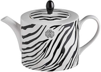 Roberto Cavalli Zebrage Tea/Coffee Pot
