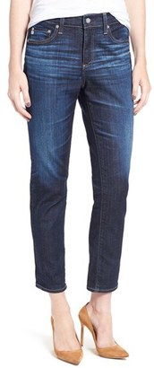 Women's Ag 'The Beau' High Rise Slouchy Skinny Jeans $210 thestylecure.com