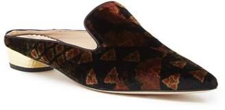Sam Edelman Augustine Patterned Mule Loafer