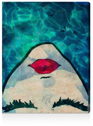 """Oliver Gal Water Coveted Wall Art, 17"""" x 22"""""""