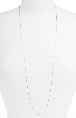Bony Levy Long Beaded Chain Necklace