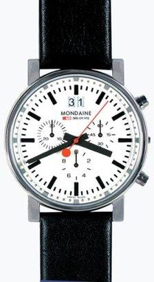 Mondaine (モンディーン) - Mondaine a690.30304.11sbb Evoクロノメンズ腕時計