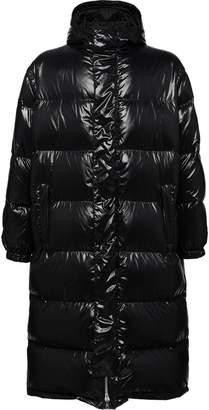 Prada Nylon puffer coat