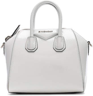 Givenchy Mini Antigona in White | FWRD