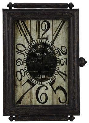 Cooper Classics Charest Wall Clock
