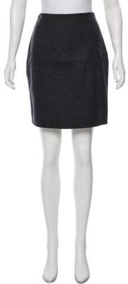 Maurizio Pecoraro Fleece Mini Skirt