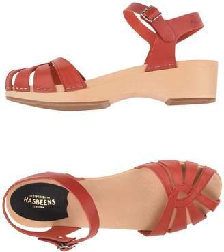 Swedish Hasbeens Sandals - Item 11458197JU