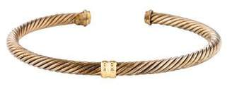 David Yurman Two-Tone Cable Classics Bracelet