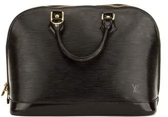 97daae4da7168 Louis Vuitton Noir Epi Leather Alma (4053047)
