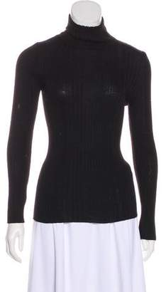 Dolce & Gabbana Turtleneck Knit Sweater