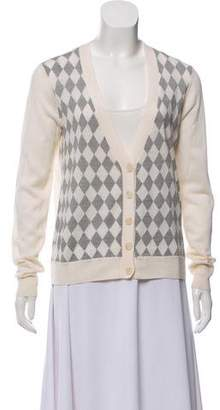 ATM Anthony Thomas Melillo Wool Button-Up Cardigan