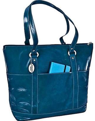 d1bc97482a7e David King Florentine Large Multi Pocket Tote