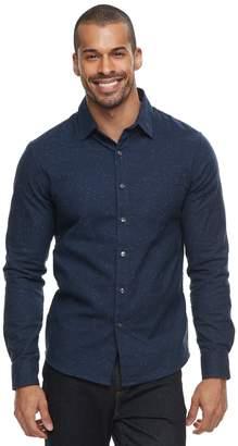 Apt. 9 Men's Soft Touch Button-Down Shirt