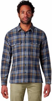 Mountain Hardwear Woolchester Long-Sleeve Shirt - Men's