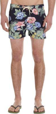 Gant Floral Board Shorts