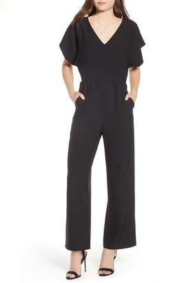 Leith Easy Crepe Jumpsuit