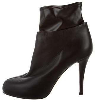 Barneys New York Barney's New York Leather Ankle Boots