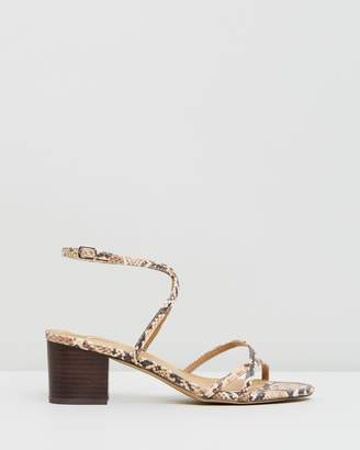 Spurr ICONIC EXCLUSIVE - Lupton Heels
