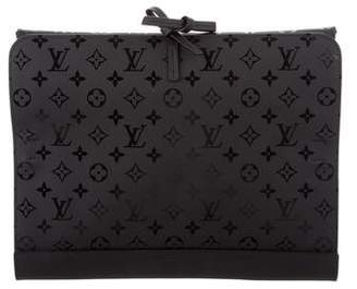 Louis Vuitton Monogram Eclipse Portfolio