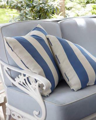 Brown Jordan Stripe Outdoor Pillow
