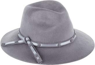 Peter Bettley Wool Felt Fedora