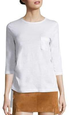 Helmut Lang Cotton Pocket Tee