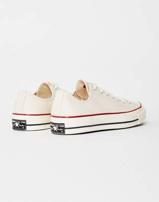 Converse Chuck Taylor All Star 70 s Ox Low Parchment Off White e468c1d7db1cb