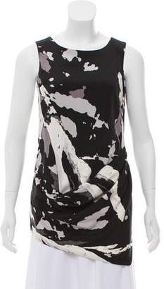 Doo.Ri Printed Sleeveless Top