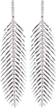 Möve SIDNEY GARBER Large Feathers That Diamond Earrings
