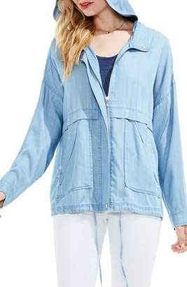 Vince Camuto Tencel(R) Lyocell Jacket