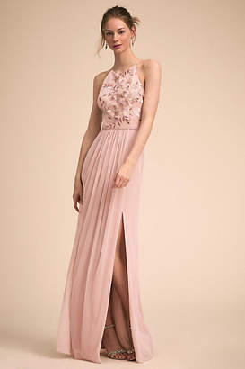 Anthropologie Carine Wedding Guest Dress