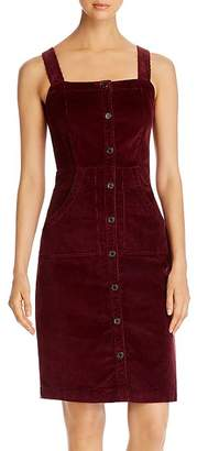 Vero Moda Julia Sleeveless Corduroy Dress