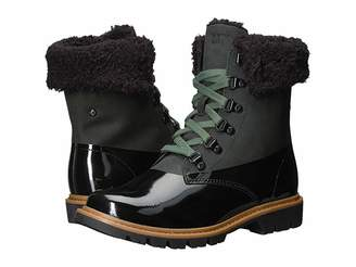 Caterpillar Casual Hub Hiker Fur Women's Lace-up Boots